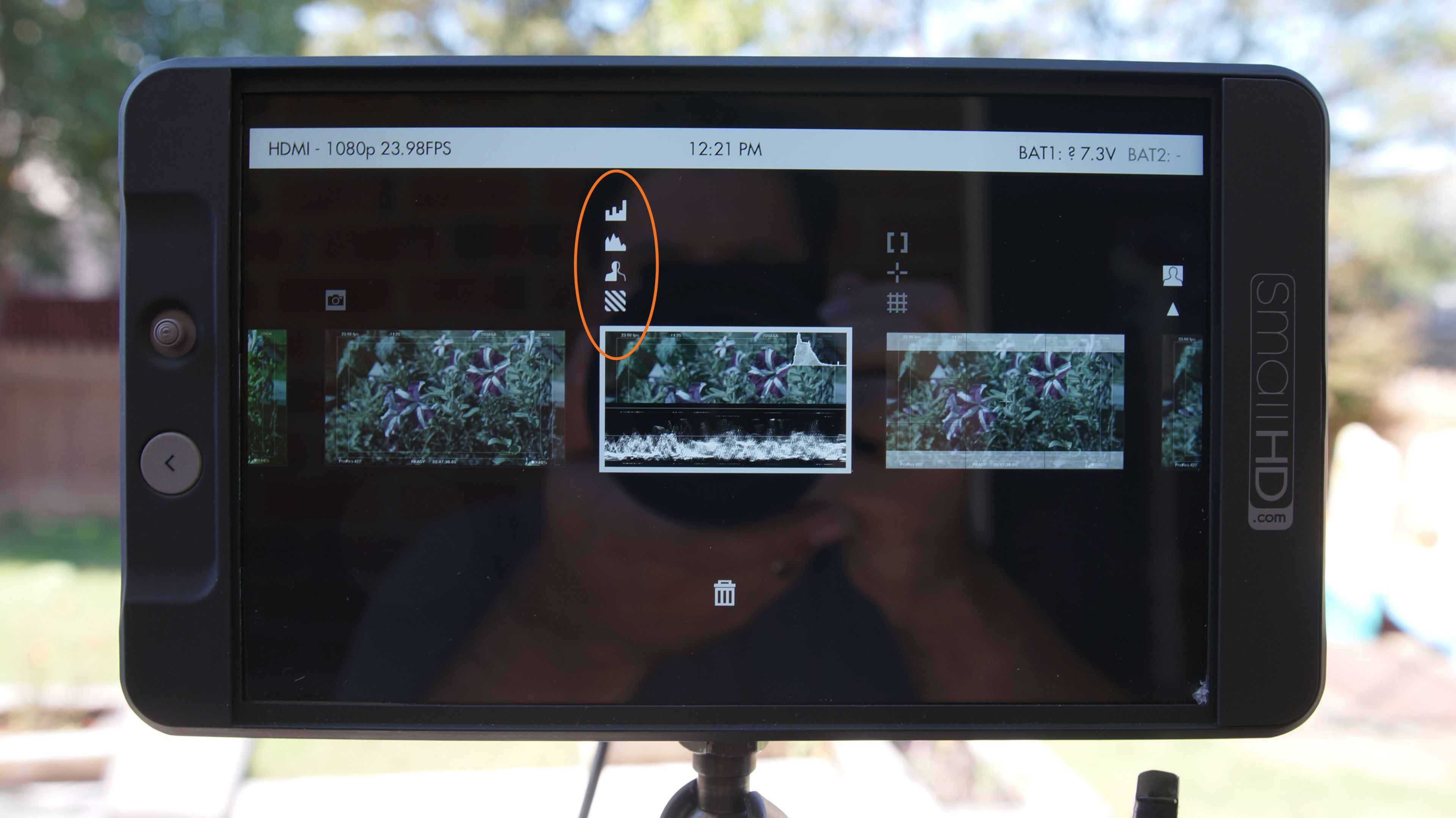 SmallHD 702 Monitor Review