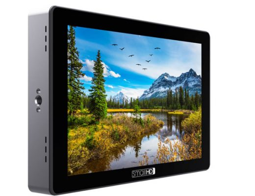 SmallHD 702 Touch: control this monitor with your fingers