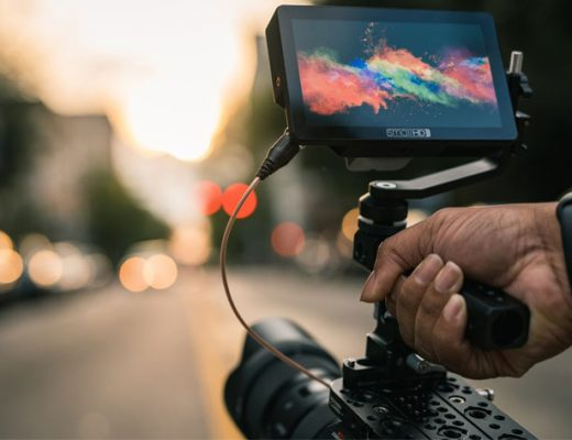 FOCUS OLED SDI, the new monitor from SmallHD
