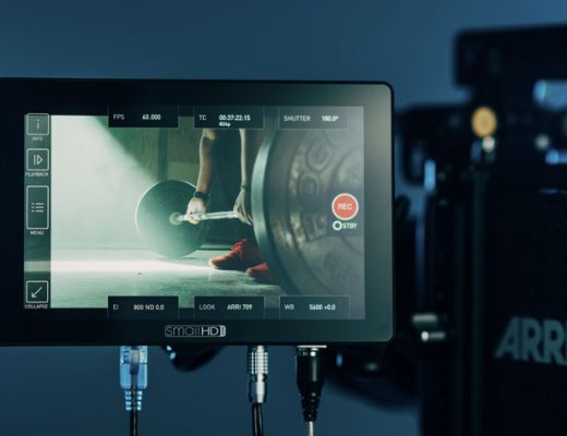 SmallHD Cine 7: a cinema camera control monitor for ARRI, RED and Sony