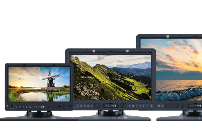 SmallHD: new firmware, more features