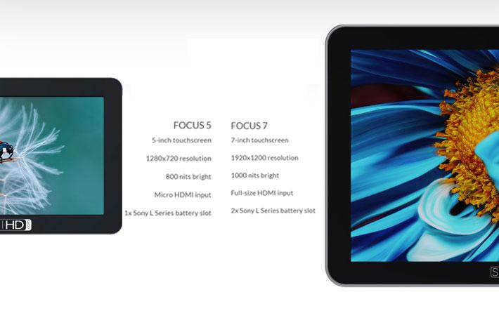 SmallHD FOCUS 7: a bigger FOCUS 5 for under $700