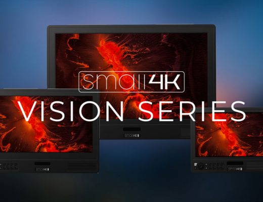 Small4K: two new lines of 4K field monitors from SmallHD 7