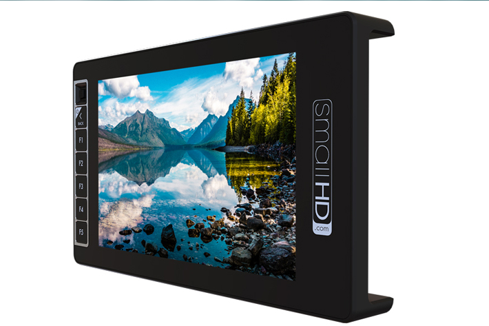 SmallHD: new 5 and 7 inch Ultrabright monitors