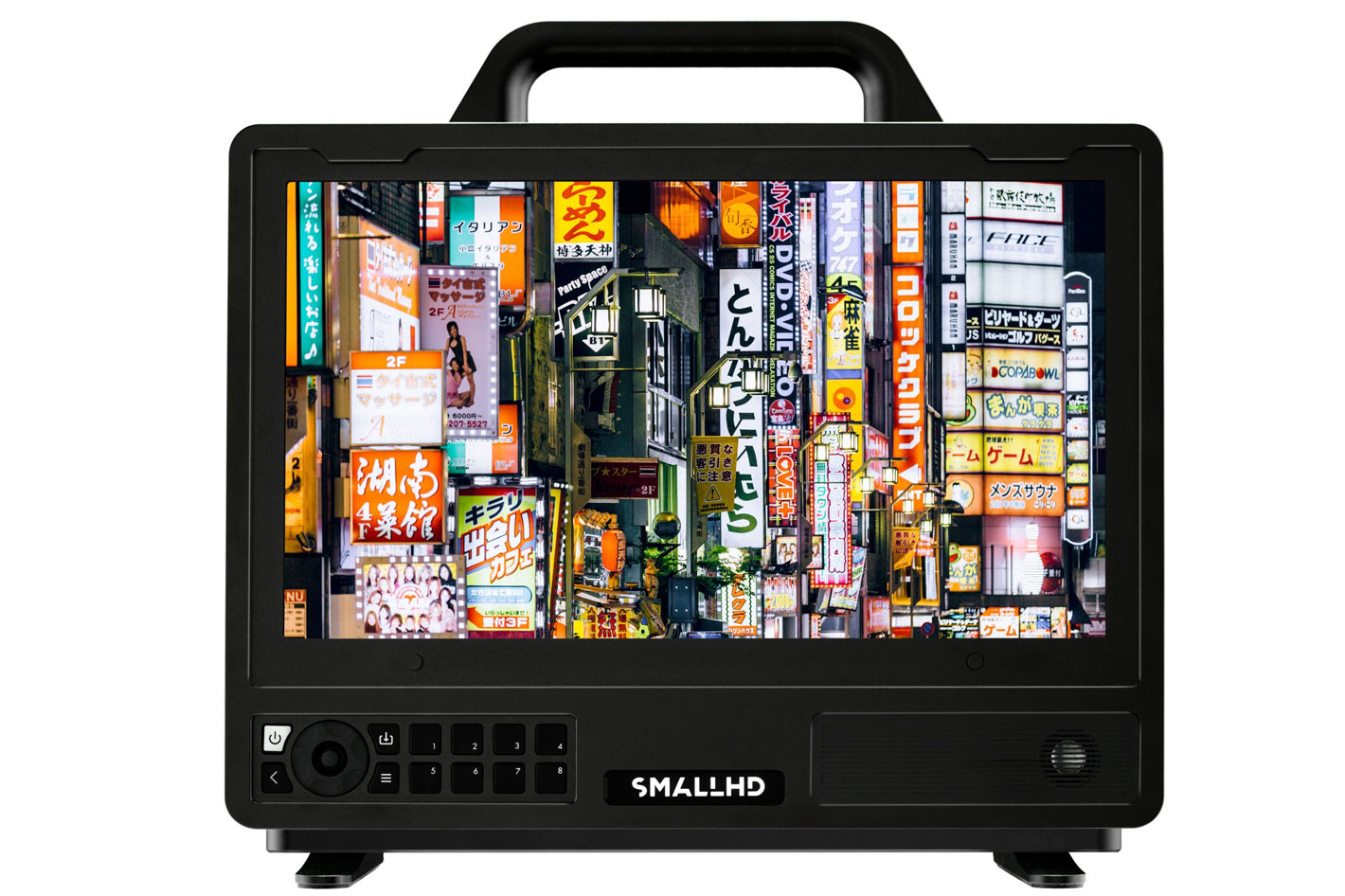 SmallHD Cine 13: the most compact 4K monitor on the market