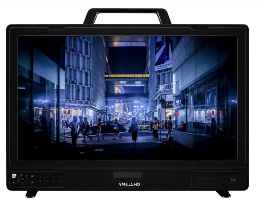 SmallHD OLED 22, a new standard for color purists