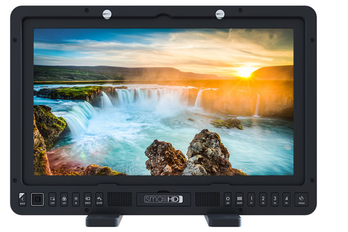 New SmallHD 1703-P3X rivals OLED