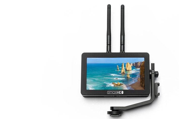 SmallHD FOCUS Bolt Wireless monitors: wireless for all