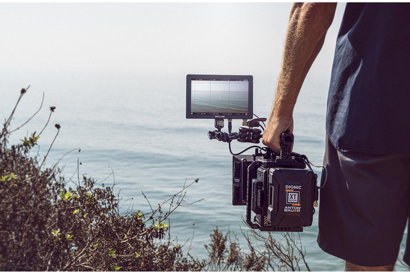 SmallHD Indie 7: a smart monitor for small budgets