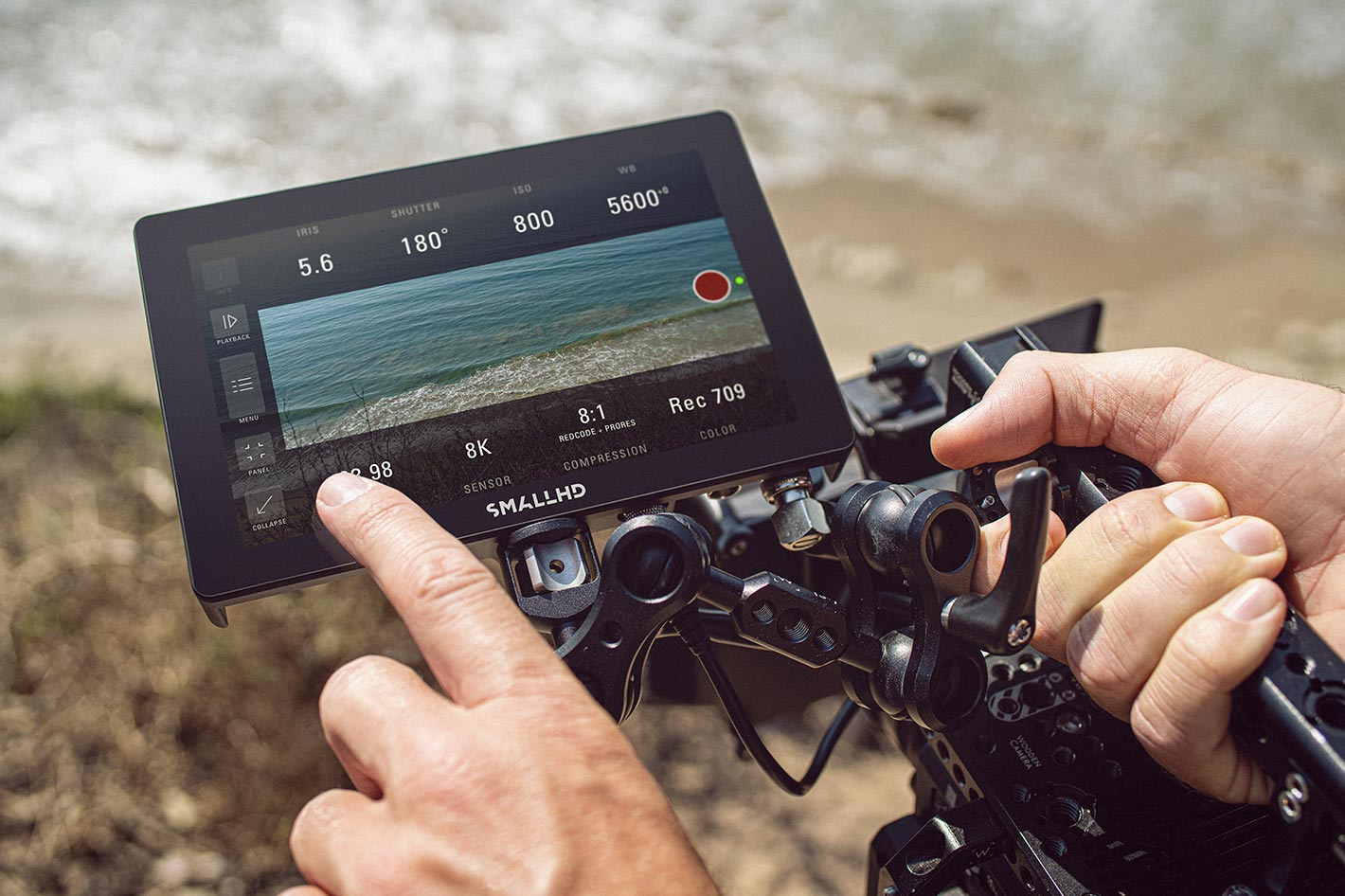 SmallHD Indie 7: a smart monitor for small budgets 4