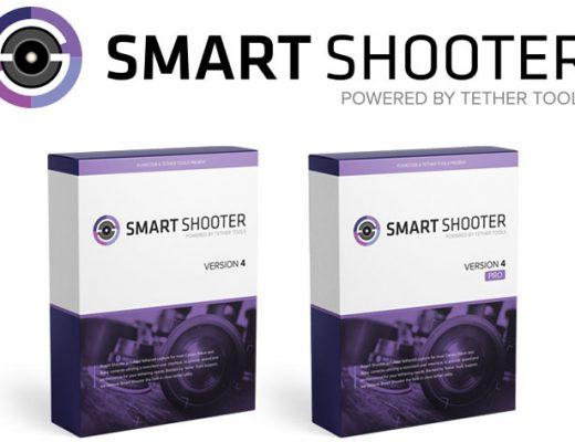 Smart Shooter 4: tethered shooting for Canon and Nikon cameras