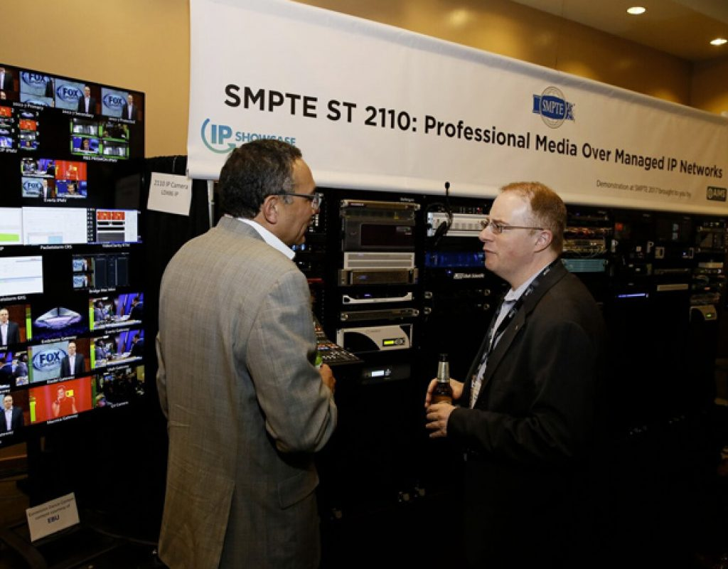SMPTE publishes ST 2110 Standards for IP networks