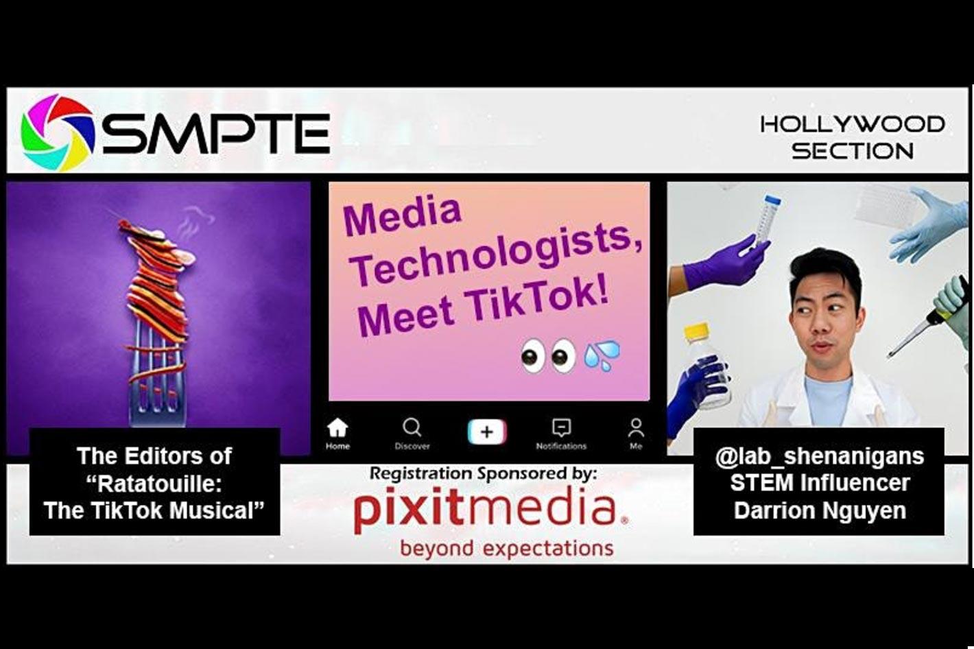 SMPTE Hollywood reveals the secrets of Tik Tok