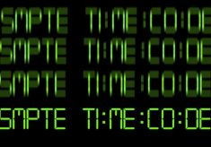 SMPTE: from Time Code to Time Labels