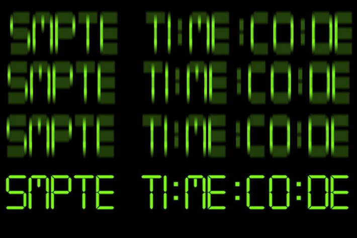 SMPTE: from Time Code to Time Labels 1
