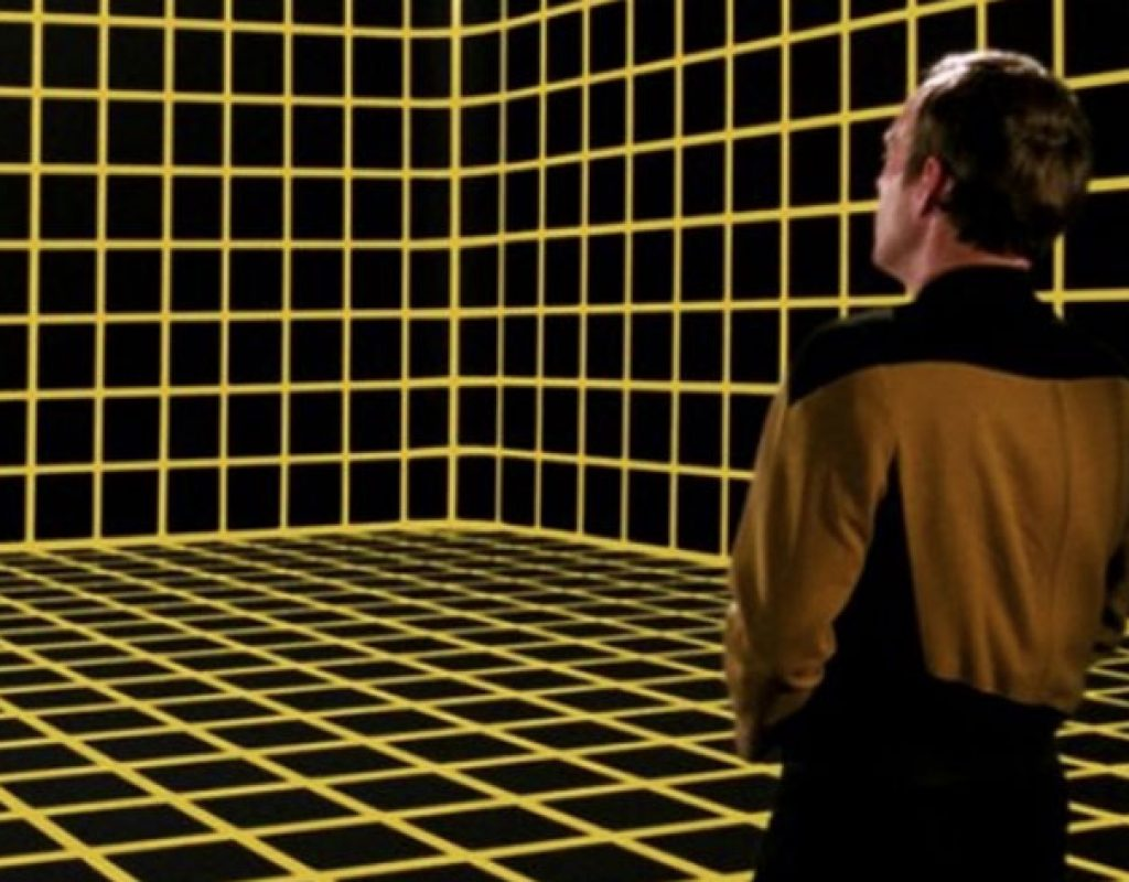 SMPTE Hollywood explores Immersive VR and shows holographic display 12
