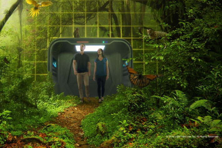 SMPTE Hollywood Section explores Immersive VR and shows holodeck