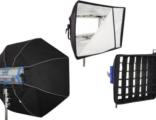 DoPchoice new soft boxes for LED lights