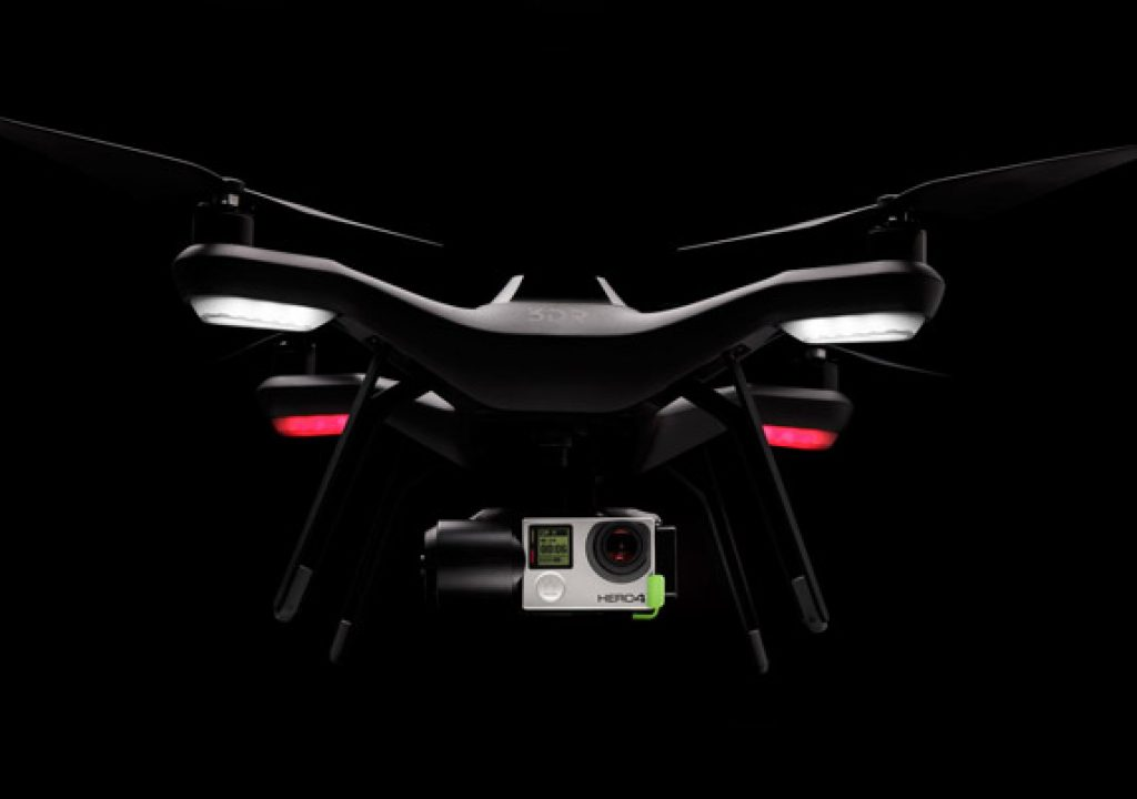 Solo Quadcopter for GoPro Has Shipped! 1