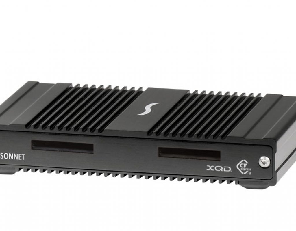 Sonnet introduces its new SF3 Series Pro Card Reader for CFexpress and XQD 3