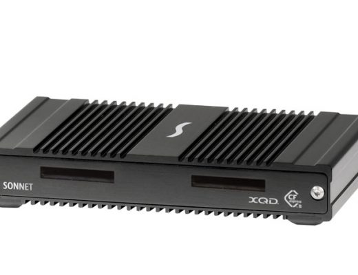Sonnet introduces its new SF3 Series Pro Card Reader for CFexpress and XQD 12