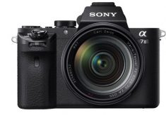 Sony α7 II: uncompressed RAW and better autofocus