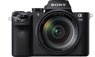 Sony α7 II: uncompressed RAW and better autofocus
