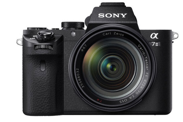 Sony α7 II: uncompressed RAW and better autofocus 2