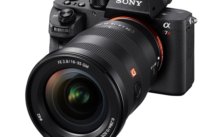 Sony E-mount gains new wide-angle lenses