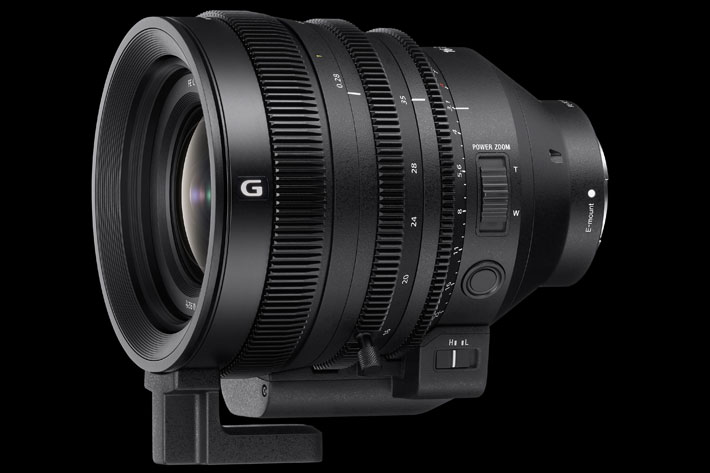 Sony E-Mount Cinema lens FE C 16-35mm T3.1 G and FX9 camera: a nice pair 7