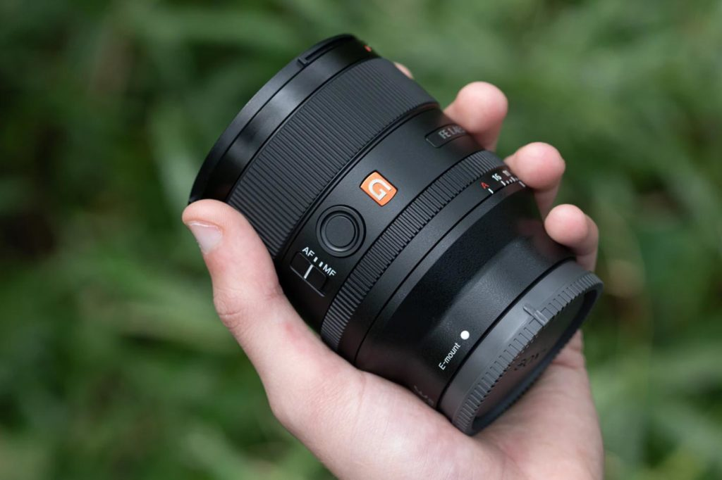 Sony launches the compact 35mm F1.4 G Master