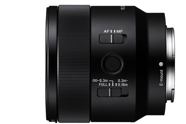 New Sony 50mm macro for E-mount