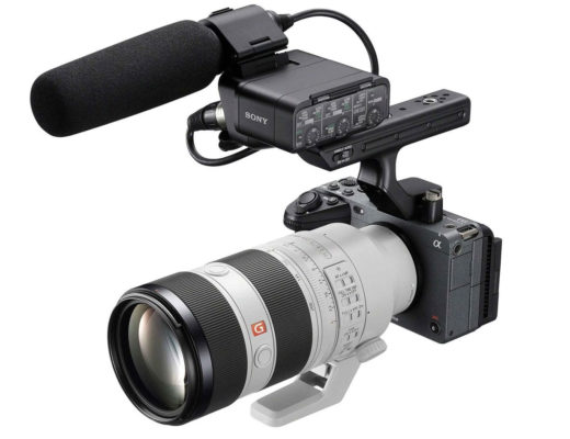 Sony FE 70-200mm F2.8 GM OSS II: is a perfect choice for video