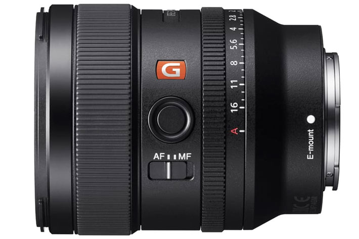 Sony FE 24mm F1.4 GM: a compact, lightweight and de-clickable lens