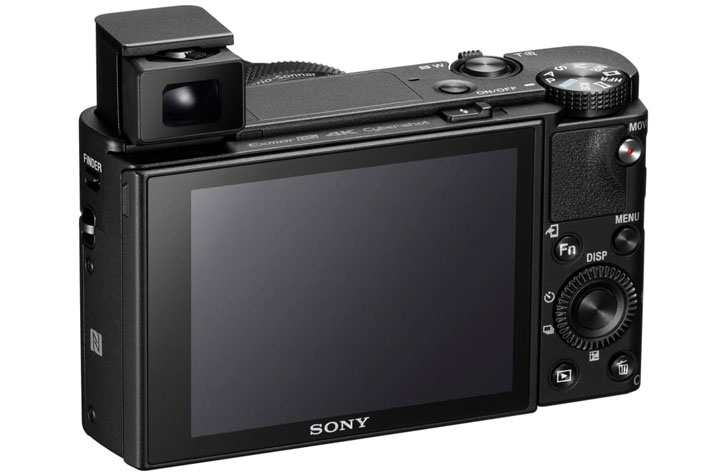 Sony RX100 VI compact: 4K video, world's fastest AF and a 24-200mm