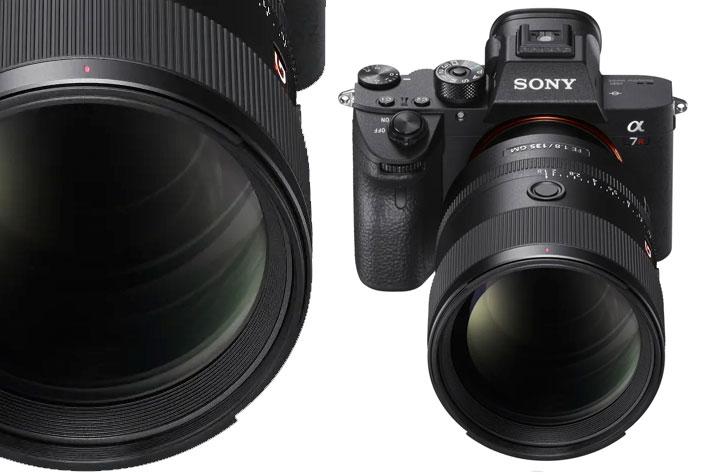 Sony 135mm F1.8 G Master: a new full-frame telephoto