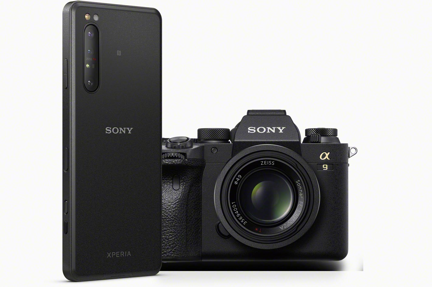 Sony Xperia 1 II: world's first AF/AE continuous tracking smartphone ships in July-2