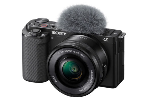 Product shot of Sony ZV-E10