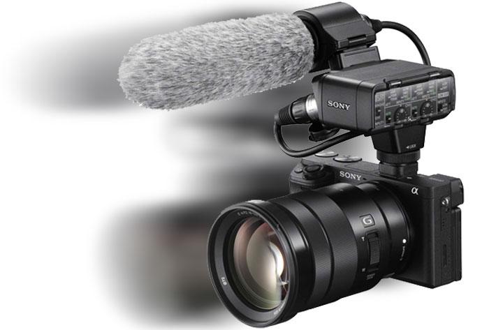 Sony α6400: world's fastest autofocus aimed at vloggers