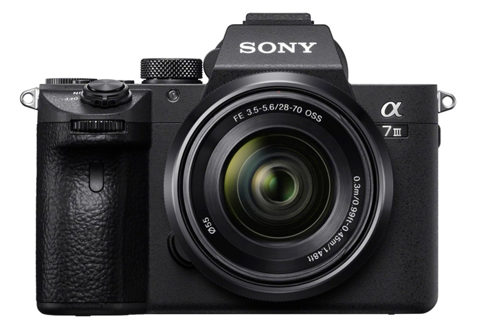 Sony a7 III: a a9 mirrorless at a better price