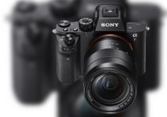 Sony Speeds Up AF in the New α7R II
