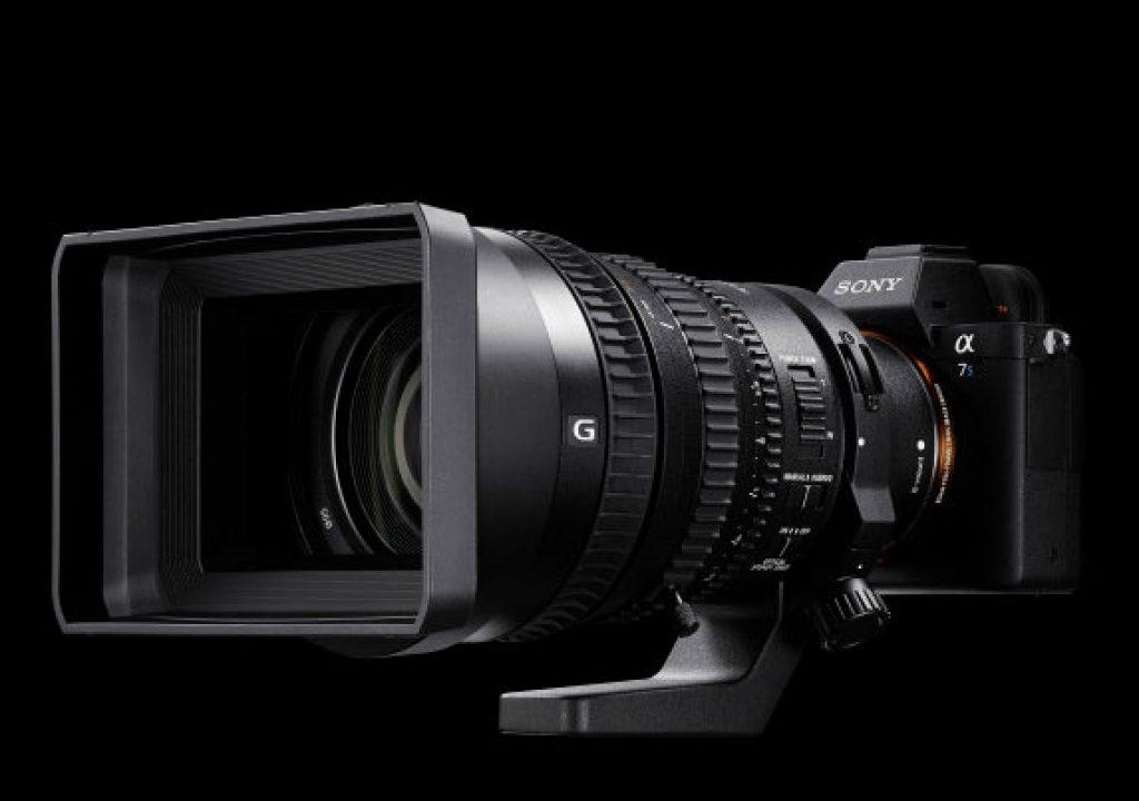 Sony α7S II: new pro-style movie camera 1