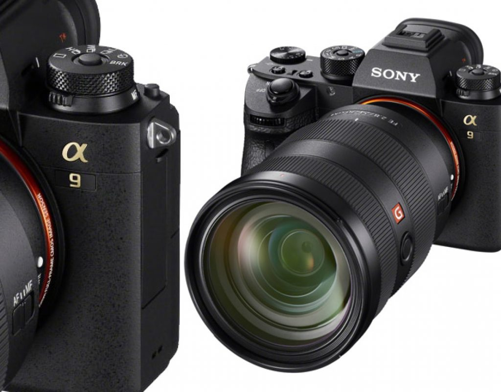 Sony Alpha 9: the mirrorless for the future