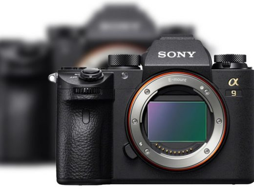 Sony upgrades α9 mirrorless camera via software