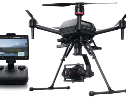 Sony Airpeak S1: a drone to support the creativity of video creators