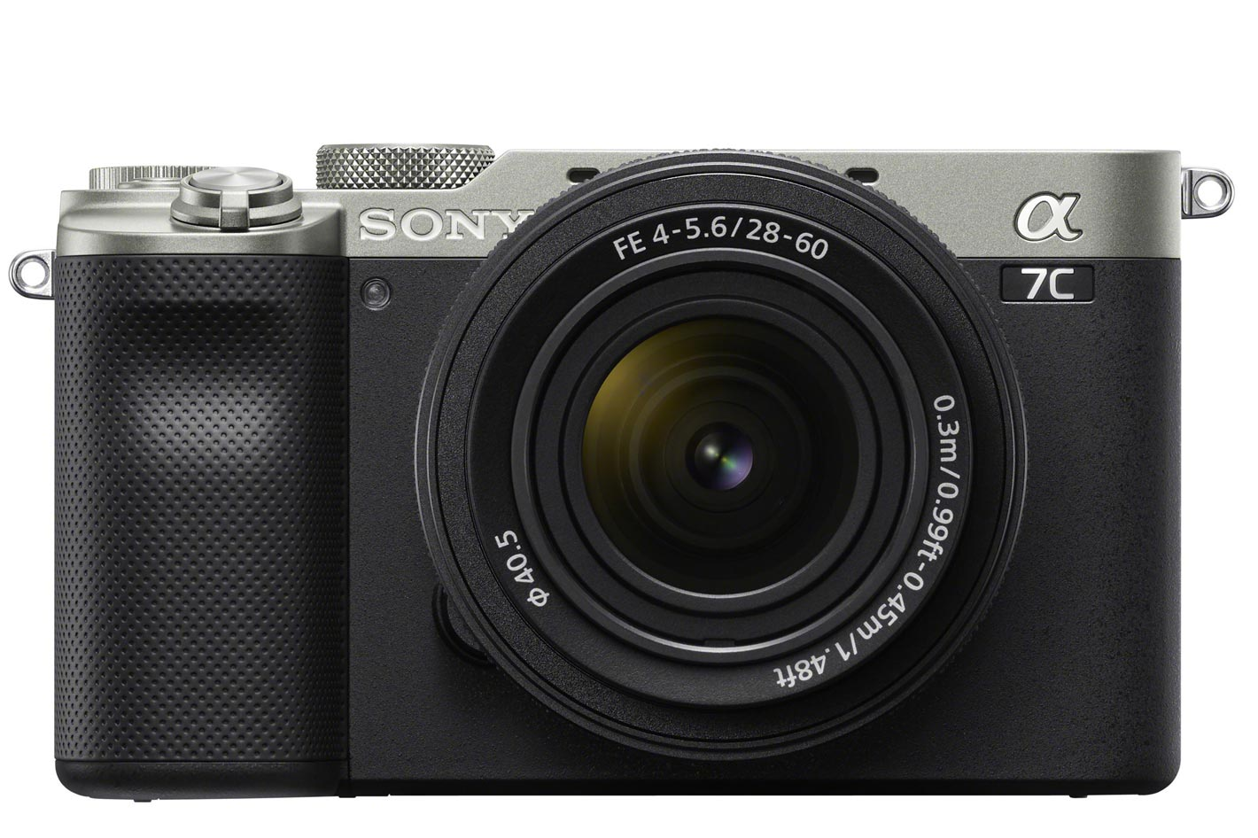 Sony Alpha 7C and lens: the world's smallest full-frame camera system