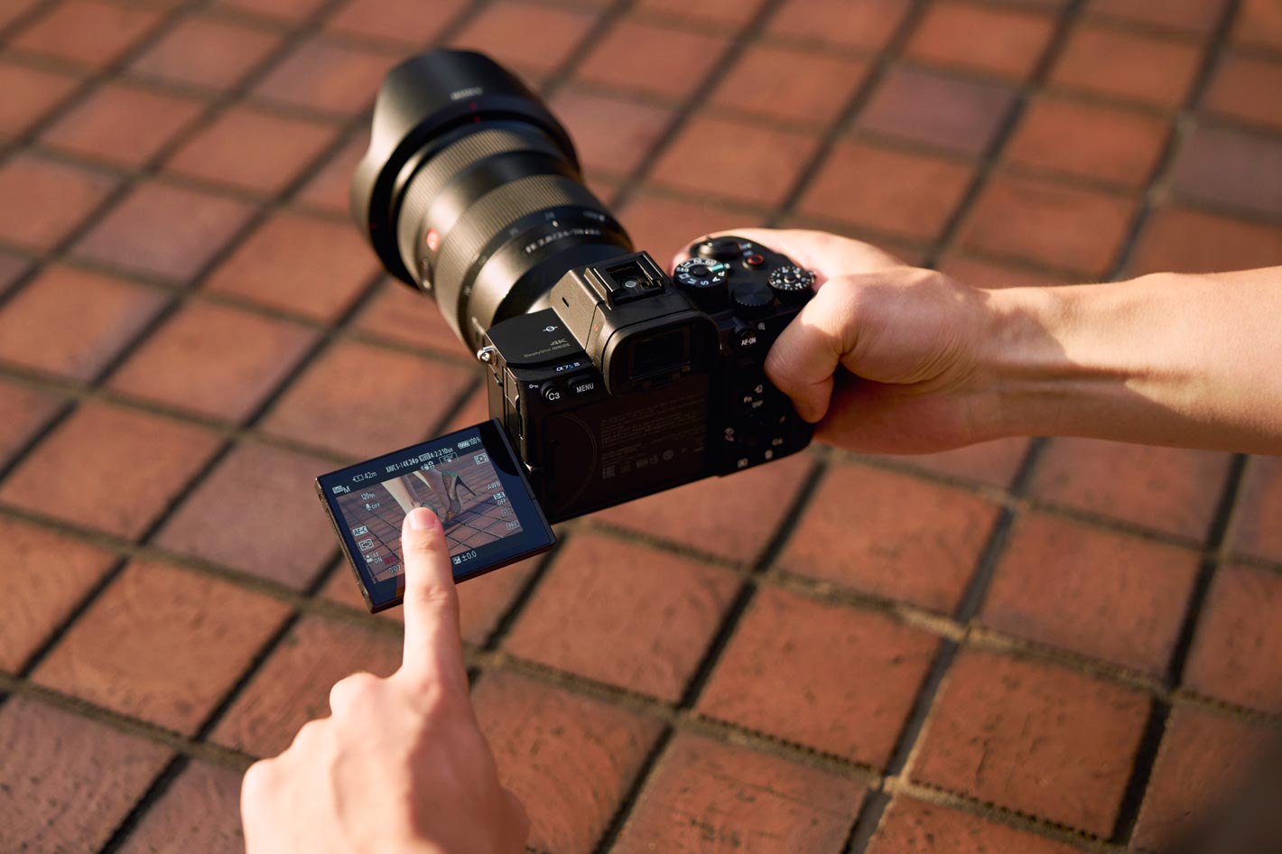 Sony Alpha 7S III: designed for photo and video journalists