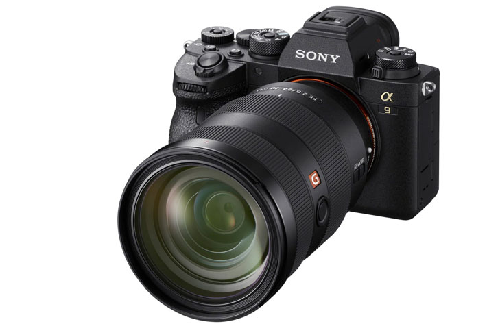 Sony Alpha 9 II: designed for sports photography and photojournalism