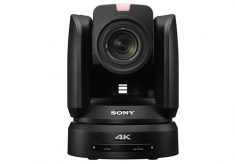 Sony 4K robotic camera for Broadcast