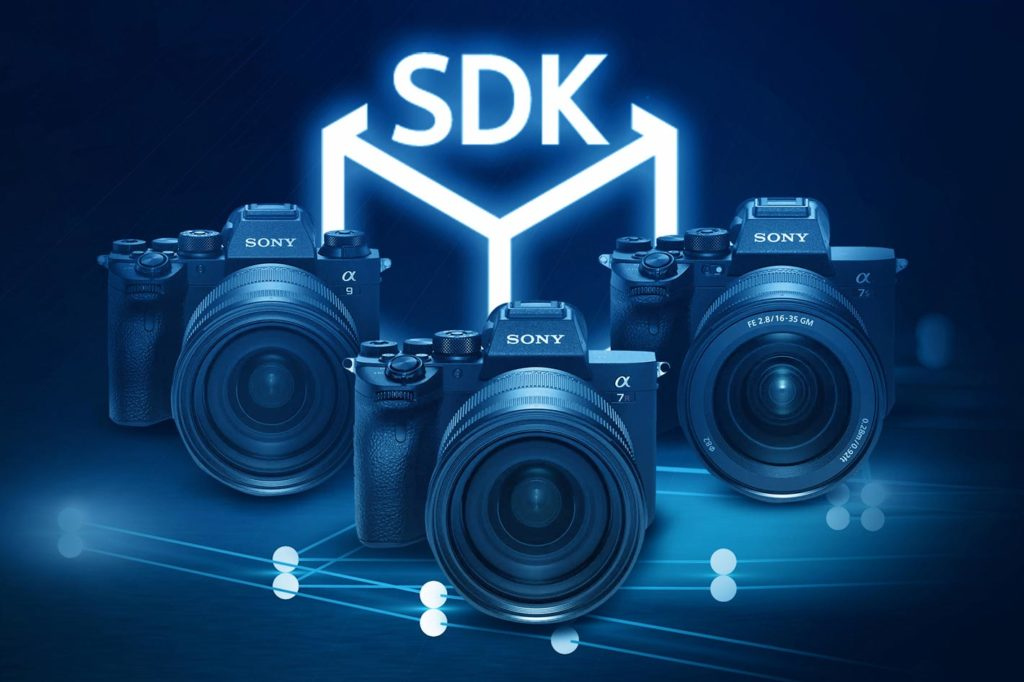 Sony releases new camera-automation software 3